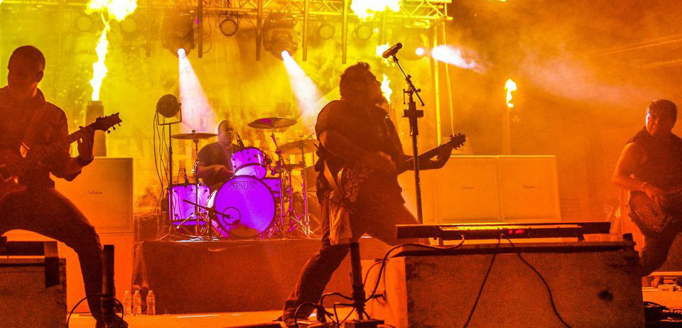 Seventh Day Slumber – Father and Son Bond as 11 Year Old Prodigy Takes the Stage