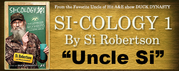 Si‑Cology 101 – Uncle Si Of Duck Dynasty's Talks About His New Book!