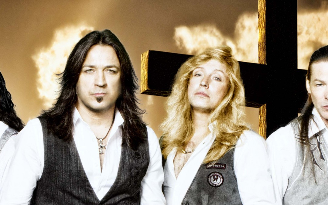 Stryper – The World's Most Popular Hard Rock Christian Band Returns!