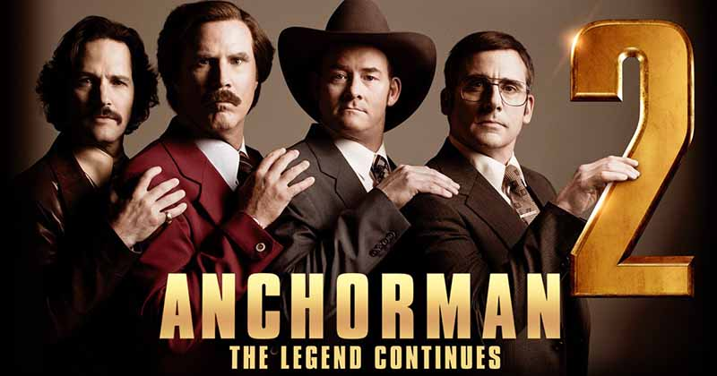 Anchorman 2: The Legend Continues – Christian Movie Review