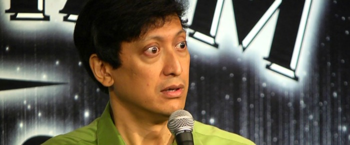 Comedian Dan Nainan – From Last Comic Standing To The White House!