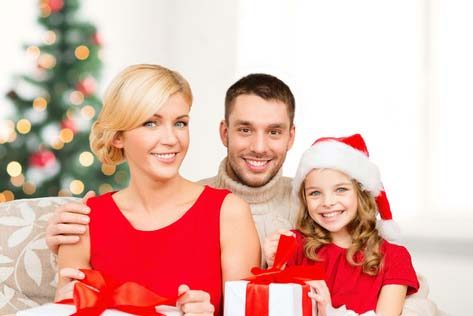 Three Tips for a Happier Christmas!