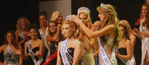 Meet Miss Tennessee USA 2014! Perhaps Miss USA 2014? — Kristy Landers Niedenfuer