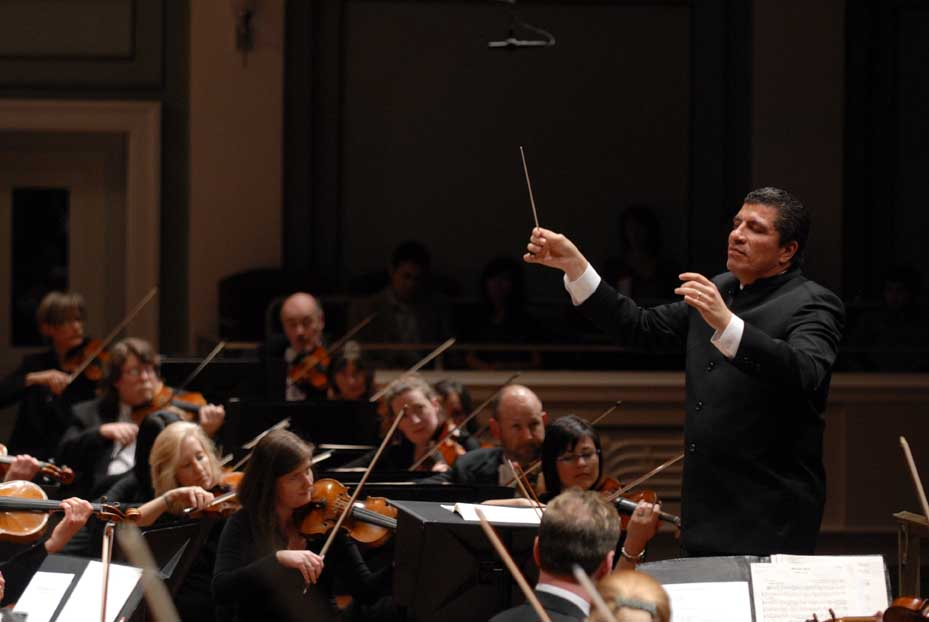 Heavenly Music: An Interview with Nashville Symphony's Roger Wiesmeyer