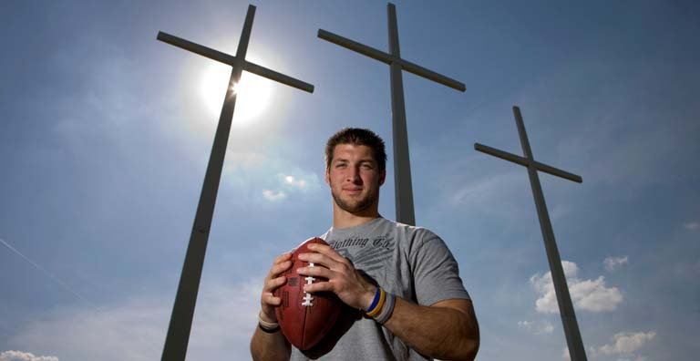 Tim Tebow Talks to Rockin' God's House about his new ESPN Job!