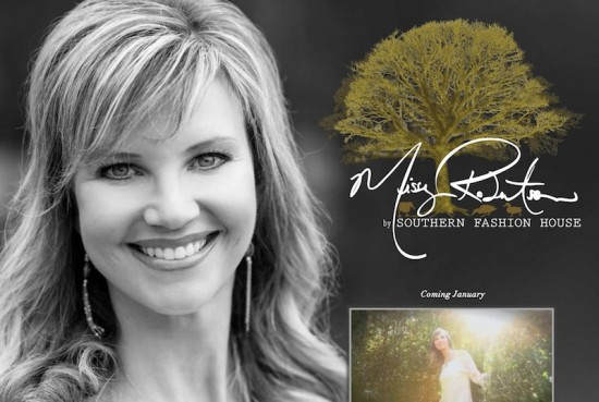Duck Dynasty's Missy Robertson Talks about Her New Clothing Line!