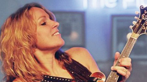 "Bluegrass Star Rhonda Vincent & Her New Album ""Only Me"""