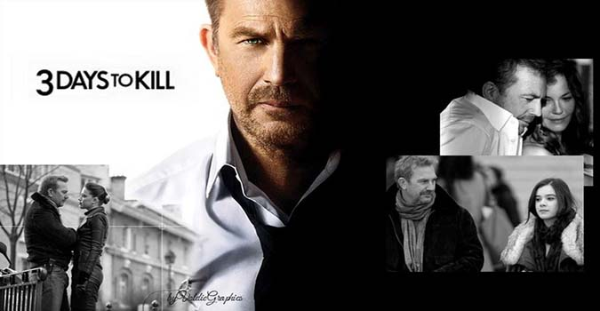 Three Days to Kill — Christian Movie Review