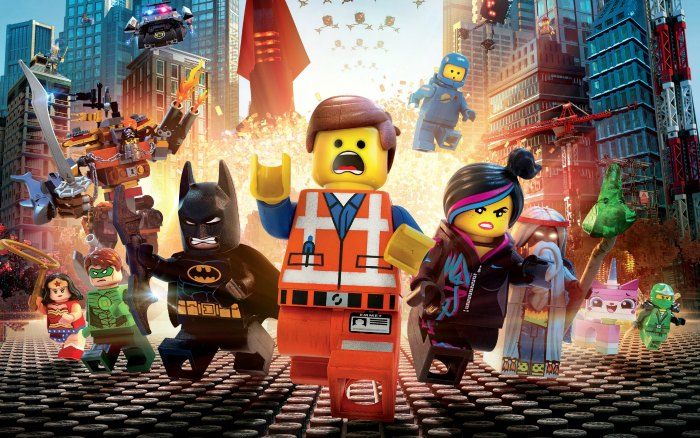 The Lego Movie — Christian Movie Review!