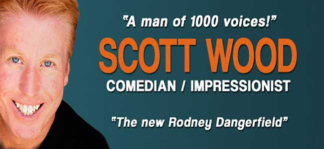 Scott Wood — the New Rodney Dangerfield — Talks to Rocking God's House