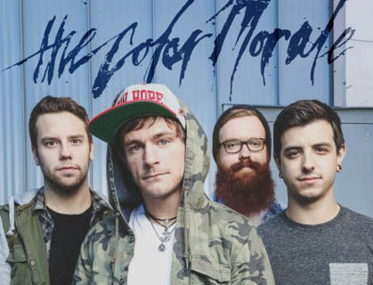 Rock Singer Garret Rapp of The Color Morale Talks about Hope