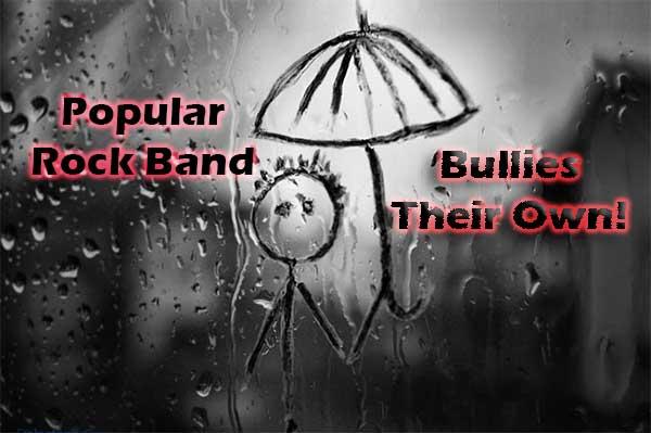 Popular Rock Band Bullies Their Own Fan: A Shocking True Story