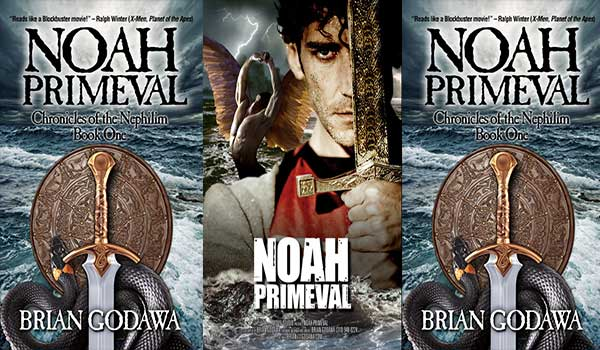 Noah Primeval: Exhilarating Novel about Noah, the Nephilim, and the Flood