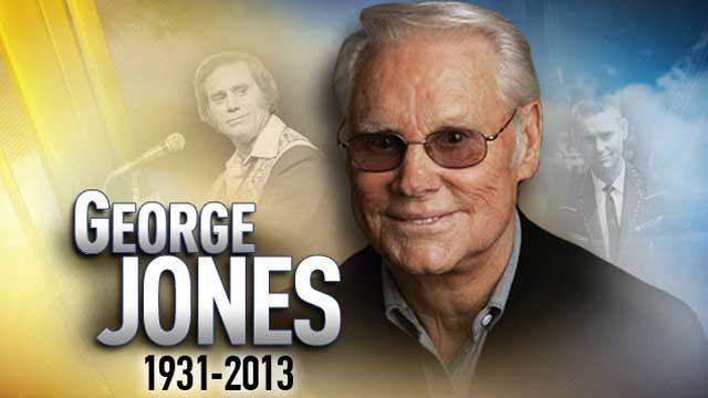 Friends of Country Legend George Jones Remember His Heart of Gold