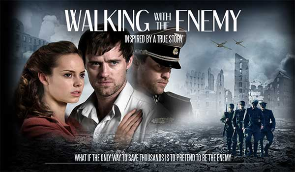 Interview — Son of Hero who Inspired the Film 'Walking with the Enemy'
