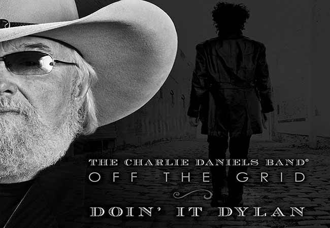 Charlie Daniels Talks Bob Dylan with Rocking God's House