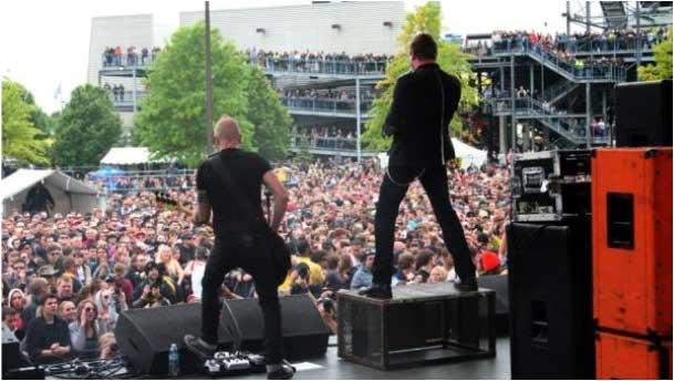 Thousand Foot Krutch – New Album & Pledge Campaign – Exclusive For Fans!