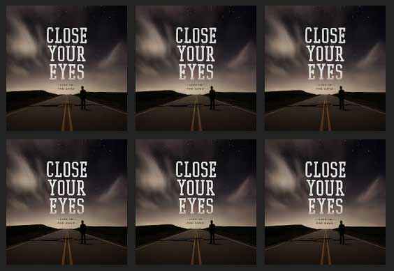 "Christian Rock Band ""Close Your Eyes"" Talks to Rocking God's House!"