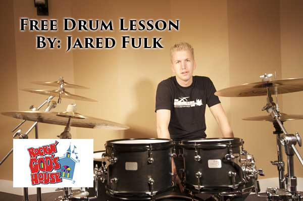 Free Praise Team Video Drum Lesson – World's Most Famous Drum Beat!