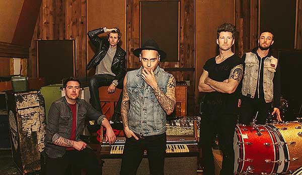 Rock Band Anberlin Talks to Rocking God's House & Bids Farewell
