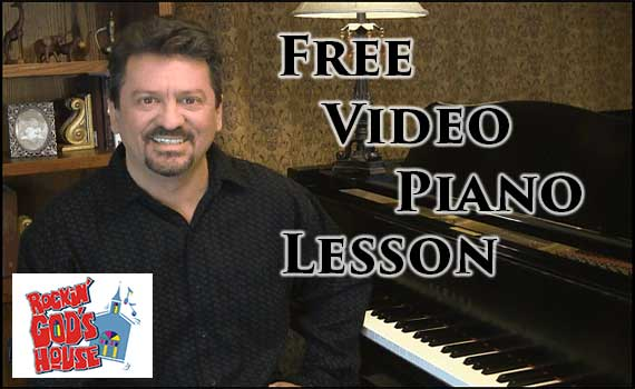 Free Video Christian Piano Lessons – How To Play Piano By Ear!