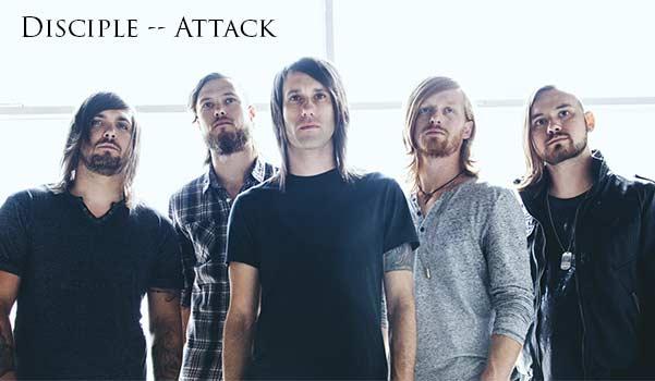 "Disciple – New Powerhouse Band Members – ""Crazy Good""  New Album!"
