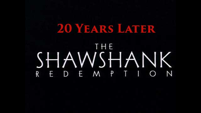 The Shawshank Redemption's 20th Anniversary — Why Christians Love This Movie
