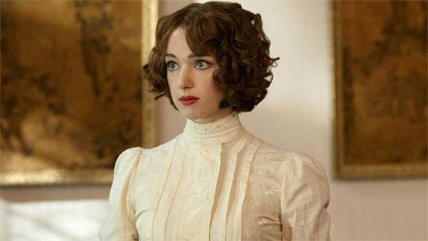 "Actor Kristen Connolly from ""Houdini"" Talks to Rocking God's House"