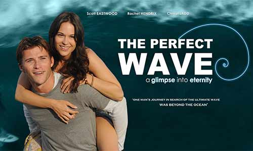 "Actor Rachel Hendrix Talks ""The Perfect Wave"""