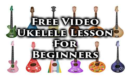 Ukelele Beginner Video Lesson – Learn To Play, Tune, and Find Apps