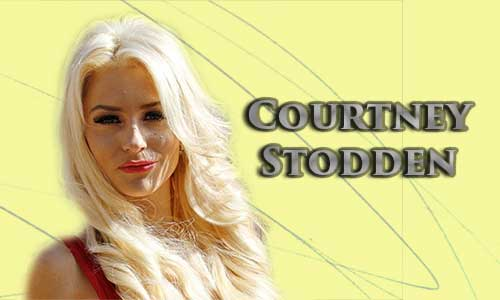 Courtney Stodden Gets Real — No More Tabloids