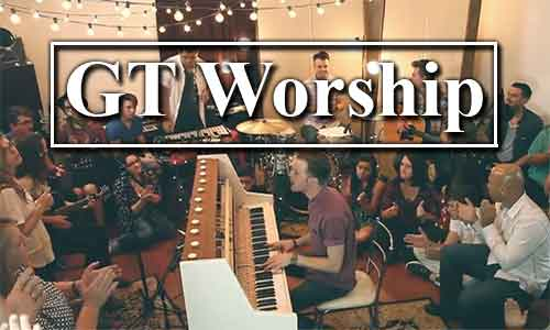 GT Worship Brings the Church to the Studio