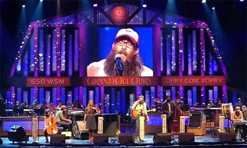 """Crowder's """"Come As You Are"""" Video: A Visual Feast"""