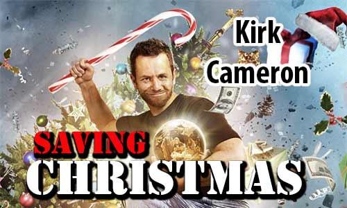 Kirk Cameron's Saving Christmas — Christian Movie Review | Rocking ...