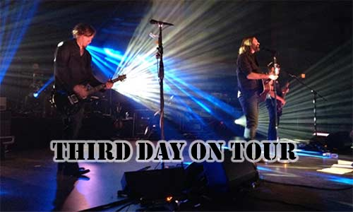 Third Day On Tour!