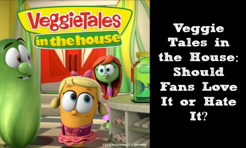 Veggie Tales in the House Review: Should Fans Love It?