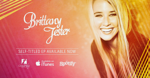 Brittany Jester's EP Causing a Buzz