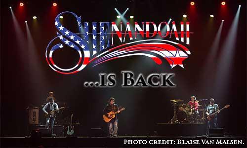 Shenandoah Is Back – Christmas Comes Alive!