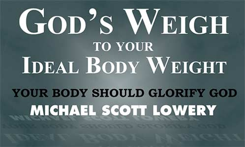 Lose Weight — Biblically?