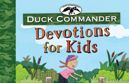 """Duck Commander Devotion For Kids"" Review – Five Stars!"