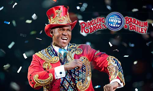 First African-American Circus Ringmaster Makes History