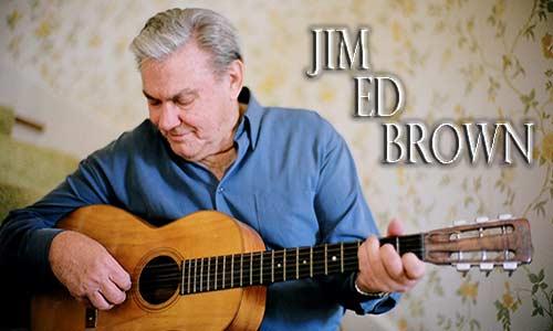 Jim Ed Brown's Last Interview with RGH (RIP Jim Ed Brown)