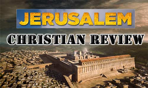 """Jerusalem 3D"" Narrated by Benedict Cumberbatch – Movie Review (Part 1)"