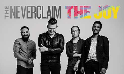 """The Neverclaim – Get Ready To Experience """"The Joy"""""""