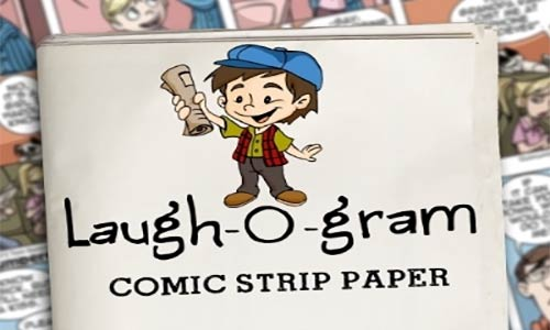 """The Funny Pages"" Comics (Laugh-O-Gram) – Coming To A Mailbox Near You!"