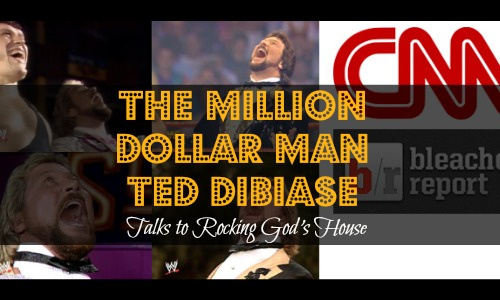 The Million Dollar Man Ted DiBiase Shares His Heart for God