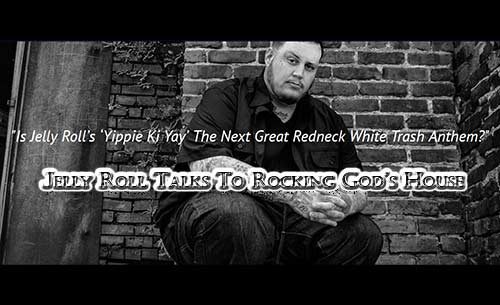 Jelly Roll Talks Jesus (Video)