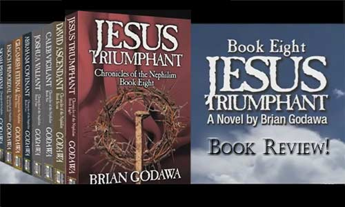 """Jesus Triumphant"" Review: Novel Imagines Jesus' Journey Into Hell"
