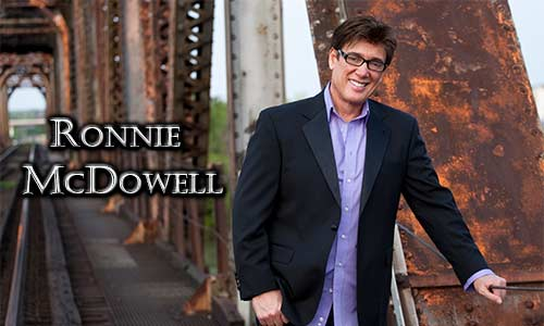 "Ronnie McDowell, Writer of Hit Song ""The King Is Gone,"" Talks Elvis"