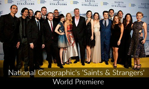 'Saints & Strangers' Red Carpet Premiere – Exclusive Interviews with the Cast